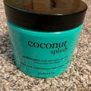 Sealed Philosophy Coconut Splash body soufflé